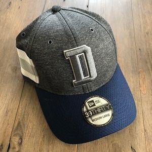 Dallas Cowboys Navy/Gray Flex Fit Hat